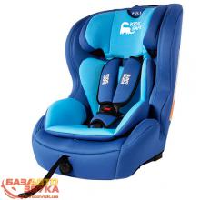 Кресло Kids Safe KS1000 Isofix Blue (KS1000AZ)