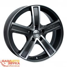 Диски RACING WHEELS H-412 GM-F/P rw749 (R14 W6 PCD4x98 ET38 DIA58,6)
