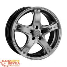 Диски RACING WHEELS H-366 GM-F/P rw840 (R15 W6,5 PCD5x108 ET40 DIA67,1)