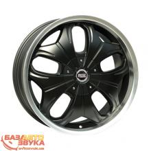 Диски RACING WHEELS H-377 DB-P rw291 (R20 W8,5 PCD6x139,7 ET15 DIA110,5/108,2)