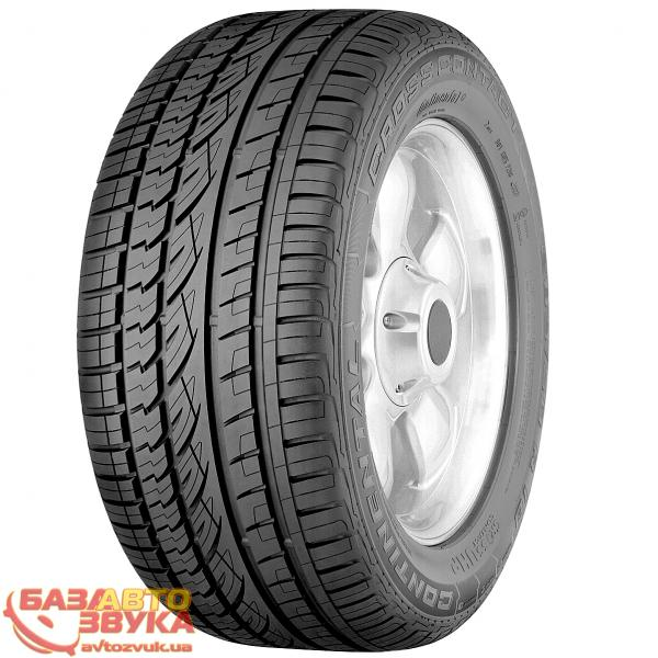 Шины Continental ContiCrossContact UHP (275/50R20 109W) ct438: отзывы, характеристики и фото