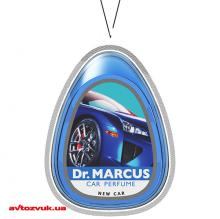 Ароматизатор Dr. Marcus Car Gel New car 10мл, Фото 2