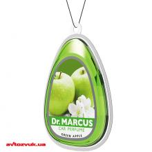 Ароматизатор Dr. Marcus Car Gel Green apple 10мл, Фото 2