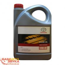 Моторное масло Toyota 10W-40 Semi-Synthetic 5L 08880-80825