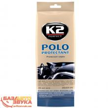 Салфетка K2 POLO PROTECTANT WIPES K420
