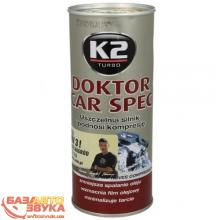 Октан корректор K2 DOKTOR CAR SPEC 443ml T350