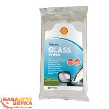 Салфетка SHELL Glass Wipes (20шт)