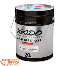 Моторное масло XADO Atomic Oil 10W-60 SL/CF Rally Sport 20л (XA 28504)