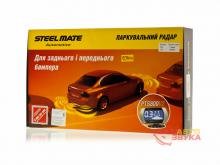 Парктроник Steelmate PTS800V2B black, Фото 8