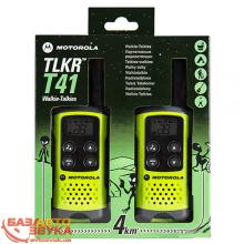 Переносные рации Motorola TLKR-T41 GREEN TWIN PACK, Фото 2
