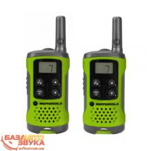 Переносные рации Motorola TLKR-T41 GREEN TWIN PACK