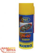 Смазка MANNOL Multifunktion Anti-Rost М-40 0,1 L