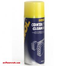 Смазка MANNOL Contact Cleaner 9893 450мл: Купить за 107 грн