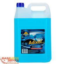 Омыватель зимний Organika Winter Screenwash Adixol -21 5л, Фото 2