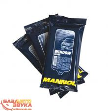 Салфетка MANNOL Glass (Window)Cleaning Wipes