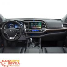 Штатная магнитола RoadRover Toyota Highlander 2015+ Android, Фото 2