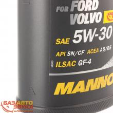 Моторное масло MANNOL 7707 O.E.M. for Ford Volvo 5W-30 1л, Фото 6