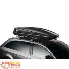 Грузовой бокс THULE Touring Alpine (700) Black (TH-6347B, Фото 4