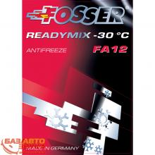 Антифриз FOSSER antifreeze fa g12 ready mix -30 1л, Фото 3