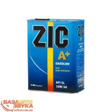 Моторное масло ZIC A+ 10W-40 6л