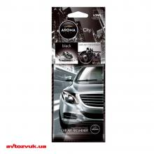 Ароматизатор Aroma Car City Black 92667