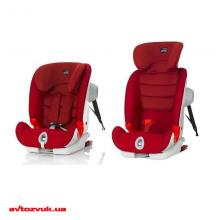 Детское автокресло BRITAX-ROMER ADVANSAFIX II Flame Red, Фото 5