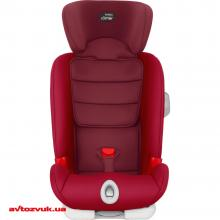 Детское автокресло BRITAX-ROMER ADVANSAFIX II Flame Red, Фото 4