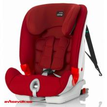 Кресло BRITAX-ROMER ADVANSAFIX II Flame Red