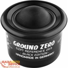 Автоакустика Ground Zero GZPT Reference 28 BLACK