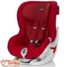 Кресло BRITAX-ROMER KING II Flame Red 2000022577