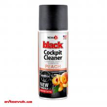 Полироль пластика NOWAX Black Cockpit Cleaner NX00206 200мл