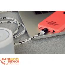 iPhone/iPod/iPad адаптер PlusUs Lightning to USB Cable LifeStar Snake Bite 1.0 m (LST2004100), Фото 5