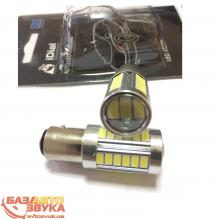 Светодиодная лампа iDial 473 P21/5 33 SMD High power  BAY15D 450 lm 6000K 12V (2шт.), Фото 2