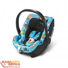 Кресло Cybex Aton Q FR Jeremy Scott Food Fight-multicolour