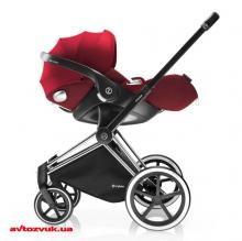 Кресло Cybex Cloud Q Hot & Spicy-red, Фото 4