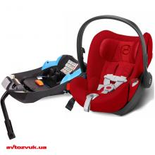 Кресло Cybex Cloud Q Hot & Spicy-red, Фото 3