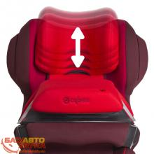 Кресло Cybex Juno-fix Rumba Red-dark red, Фото 4
