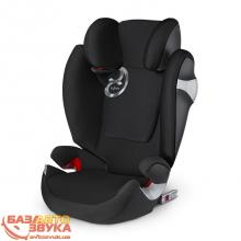 Кресло Cybex Solution M-Fix Black Beauty-black