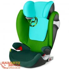 Кресло Cybex Solution M-Fix Hawaii-green