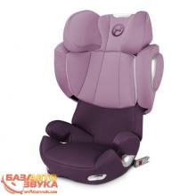 Кресло Cybex Solution Q2-fix Grape Juice-purple
