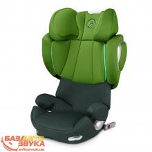Кресло Cybex Solution Q2-fix Hawaii-green