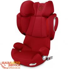 Кресло Cybex Solution Q2-fix Hot Spicy-red