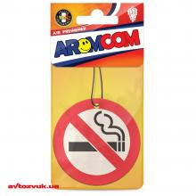 Ароматизатор Aromcom No Smoking Peach 000192