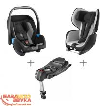 Кресло RECARO Shuttle (Graphite) Комплект 2 В 1