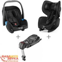 Кресло RECARO Shuttle (Black) Комплект 2 В 1