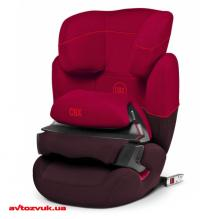Кресло Cybex Aura-fix CBXC Rumba Red