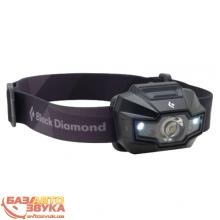 Фонарь Black Diamond Storm Headlamp Matte Black BD620611, Фото 4