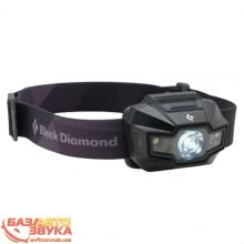Фонарь Black Diamond Storm Headlamp Matte Black BD620611