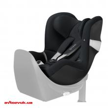 Кресло Cybex Sirona Happy Black-black 516120001