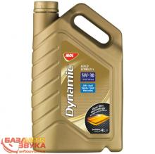 Моторное масло MOL Dynamic Gold Longlife 5W-30 4 л